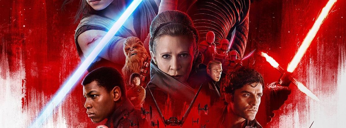 Gwiezdne Wojny Ostatni Jedi