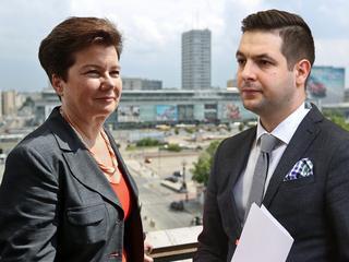 Gronkiewicz-Waltz przegrała spór z komisją Jakiego