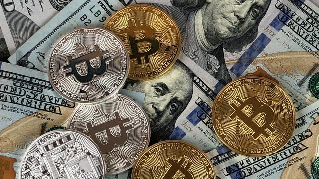 Bitcoiny, kryptowaluty