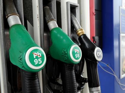Paliwo benzyna stacja benzynowa tankowanie