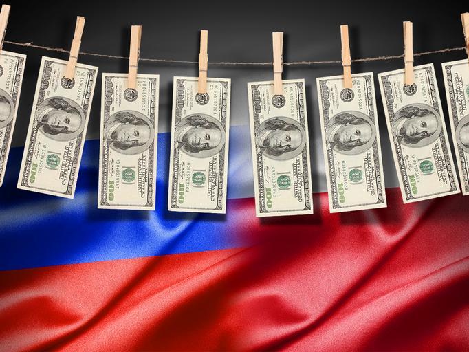 Pranie pieniędzy Laundromat Rosja
