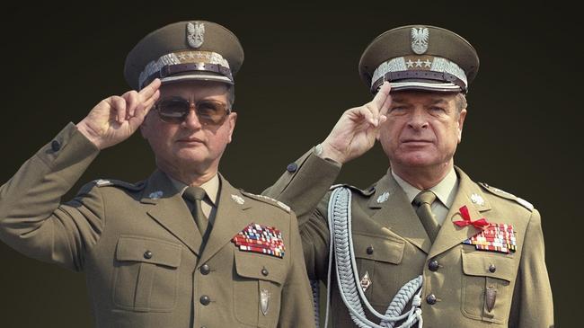 Wojciech Jaruzelski, Czesław Kiszczak