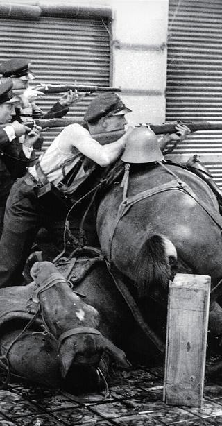 Anarchiści wyrzuceni zBarcelony