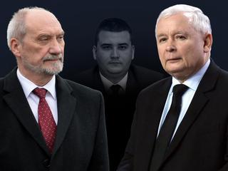 Kaczyński do Misiewicza: Niech pan wyjedzie z Polski