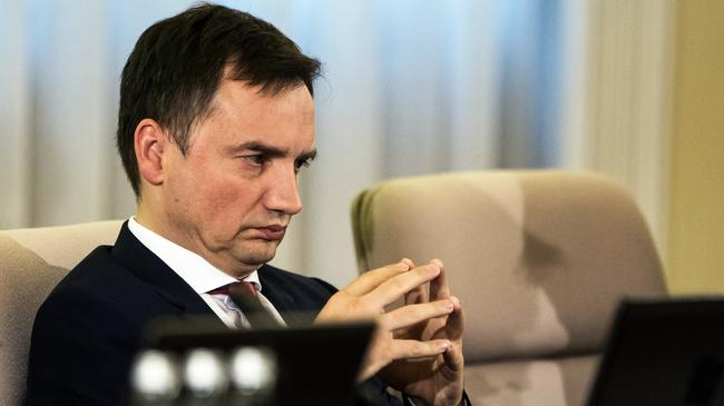 Zbigniew Ziobro Prawo i Sprawiedliwość Solidarna Polska polityka PiS