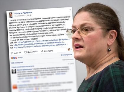 Krystyna Pawłowicz Kacper samobójstwo