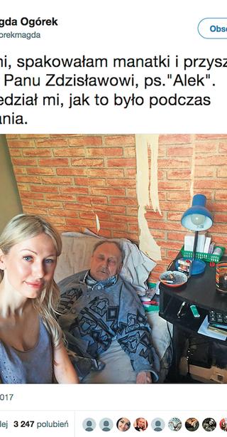 Zdzisław, chwałabohaterom