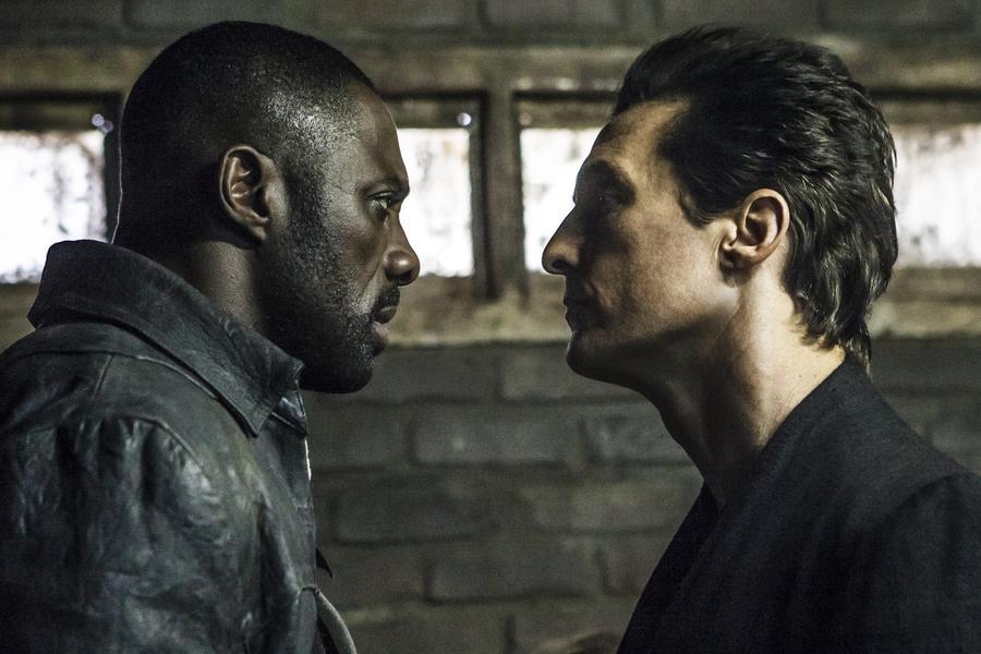 Mroczna Wieża, Idris Elba, Matthew McConaughey
