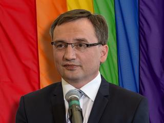 Skandaliczna wypowiedź Ziobry o LGBT