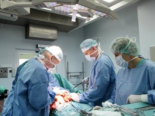 szpital operacja Kraków