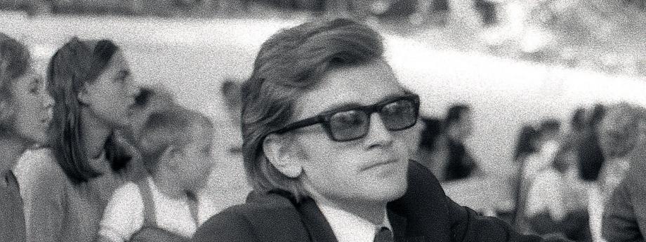 Zbigniew Wodecki . Sopot, 1972 rok.