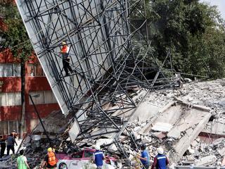 Tragiczne skutki trzęsienia ziemi w Meksyku. Co najmniej 224 osoby nie żyją