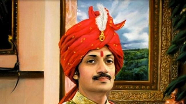 Manvendra Singh Raghubir Singh