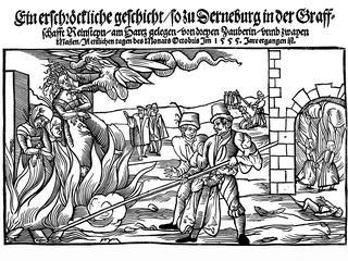 Stosy i tortury. Historia polowań na czarownice