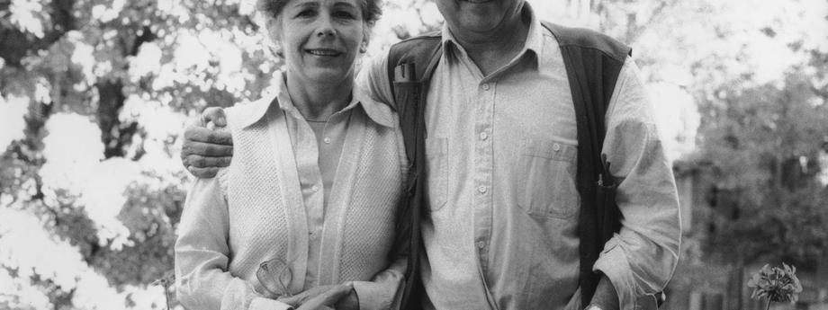 Alicja i Ryszard Kapuścińscy