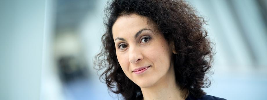 Draginja Nadażdin , dyrektorka Amnesty International