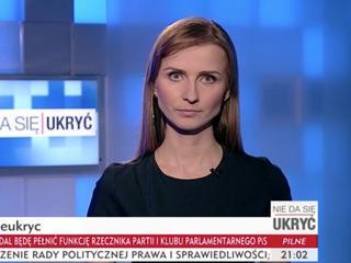 Od asystentki reportera po dyrektorkę w Orlenie. Ewa Bugała dostała nową, intratną posadę