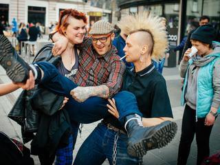 Dzieci Sida, czyli ciężkie życie punka