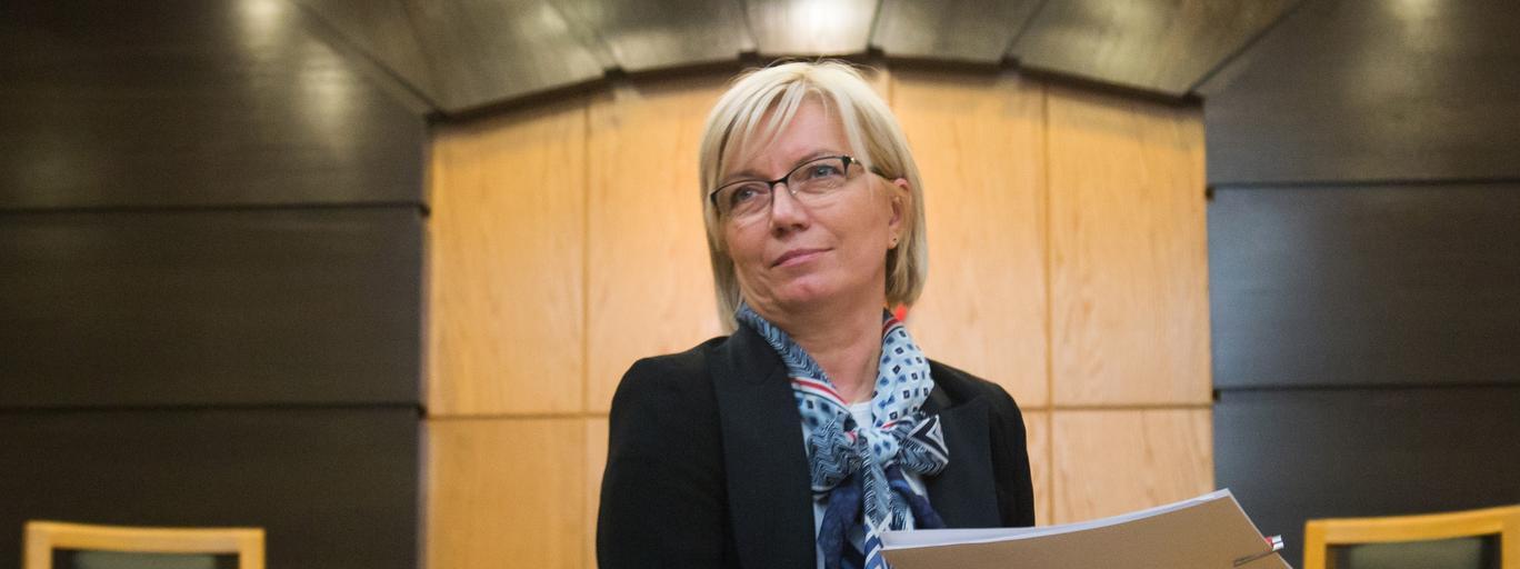 Julia Przyłębska Trybunał Konstytucyjny prawo wymiar sprawiedliwości trójpodział władzy