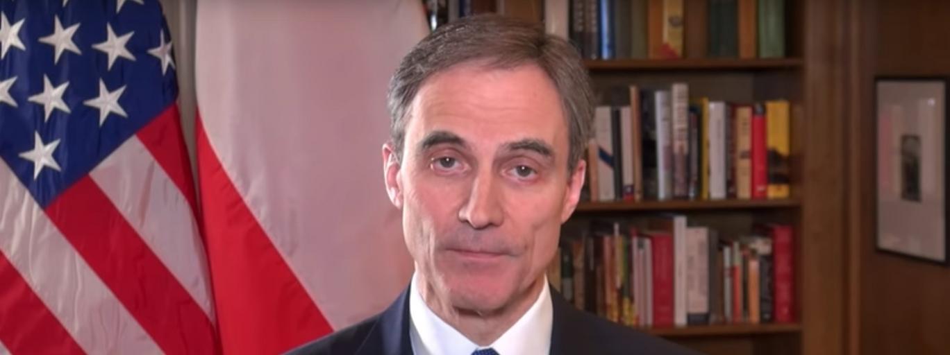 Paul Jones, ambasador USA w Warszawie