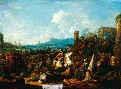 Oblężenie La Rochelle