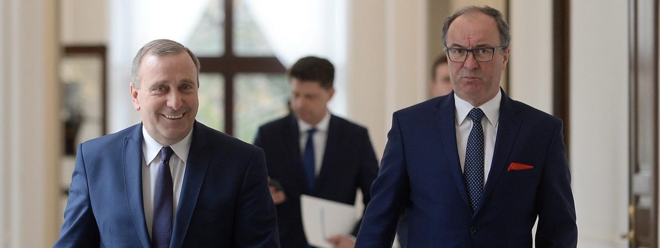Grzegorz Schetyna Włodzimierz Czarzasty, Ryszard Petru
