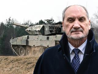 Macierewicz rozbija dywizję, której bali się nawet Rosjanie
