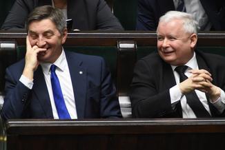 Są kary finansowe dla posłów PO za protest w Sejmie