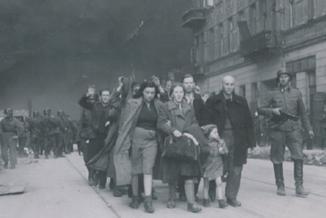 Powstanie w warszawskim getcie i pytania bez odpowiedzi