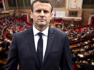 Partia Macrona wygrała pierwszą turę wyborów we Francji [WYNIKI]