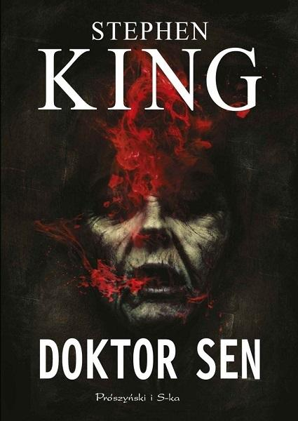 Doktor Sen Stephen King okładka