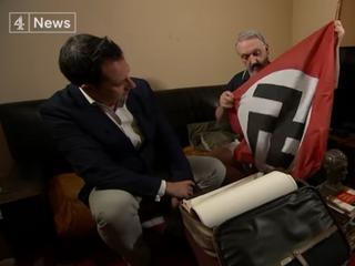 Działacz neonazistowskiej organizacji przyznał, że jest gejem o żydowskich korzeniach