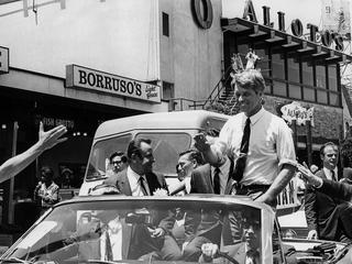 Czemu Robert Kennedy musiał zginąć?