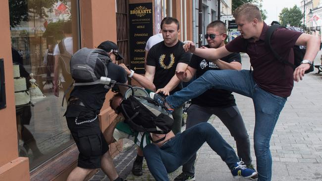 Manifestacja KOD w Radomiu