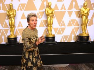 Szorstka baba w Hollywood – Frances McDormand