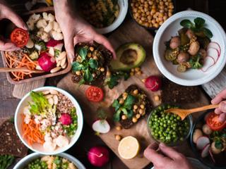 Daj szansę warzywom – zostań wege na tydzień