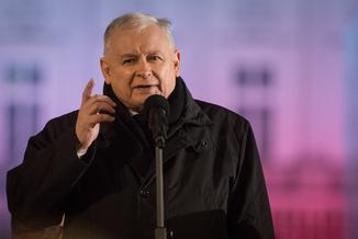 Kaczyński: Doszło do wybuchu, który został przeprowadzony w specjalny sposób