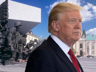 Wiemy, dlaczego Trump przyjedzie do Polski