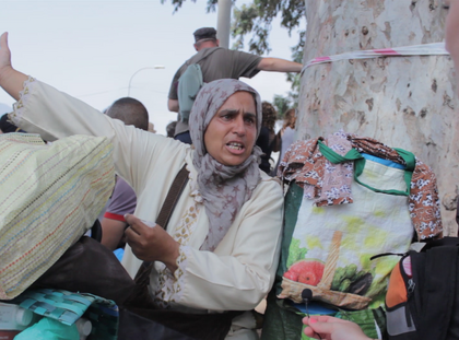 uchodźcy, hiszpania, ceuta, melilla