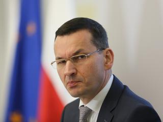 Tych dwóch polityków PiS głosowało przeciwko Morawieckiemu
