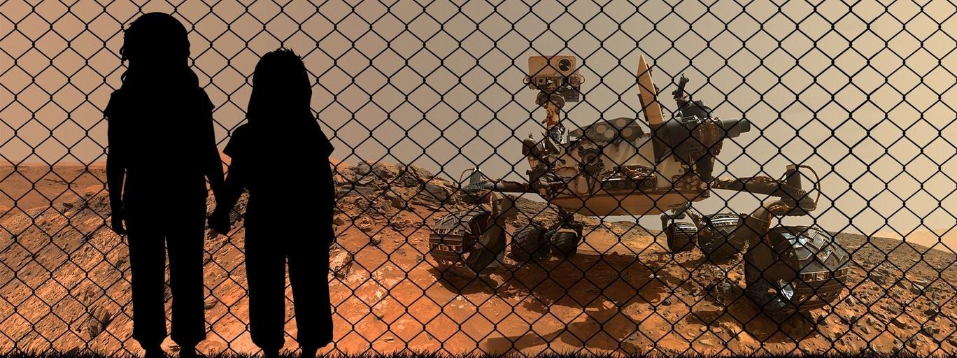 NASA musiała dementować plotki o kolonii dzieci-niewolników na Marsie