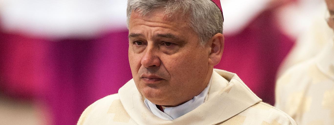 Msgr. Konrad Krajewski