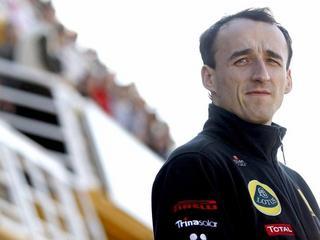 Robert Kubica: mogę ścigać się w F1