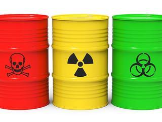 Niebezpieczne odpady