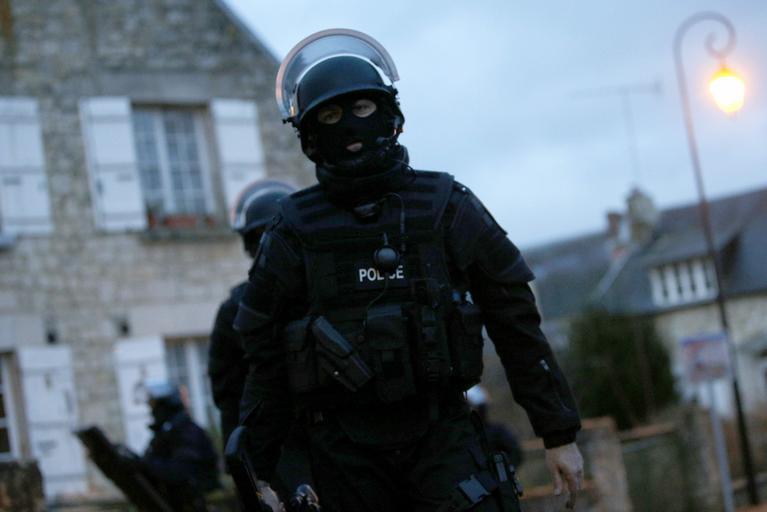 francja pościg charlie hebdo policja