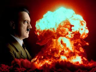 Czy bomba atomowa w rękachAdolfa Hitlera odmieniłaby losy wojny?
