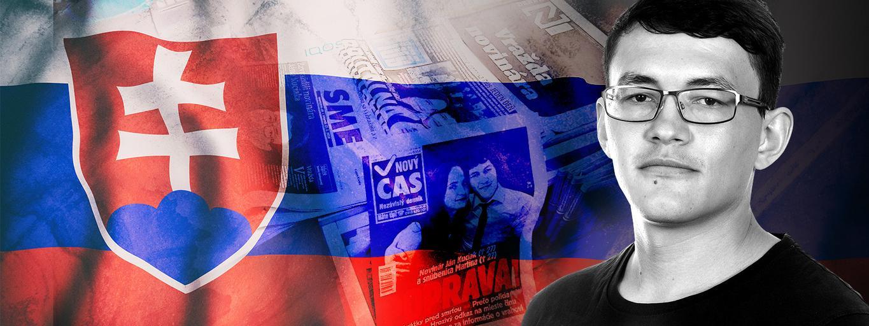 Dziennikarz Jan Kuciak. Śmierć dziennikarza