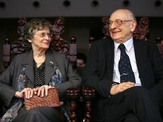 Zofia Bartoszewska nie żyje. Jak wspominała życie w cieniu słynnego męża?