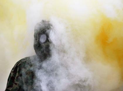 Rosja ćwiczenia broń chemiczna i biologiczna