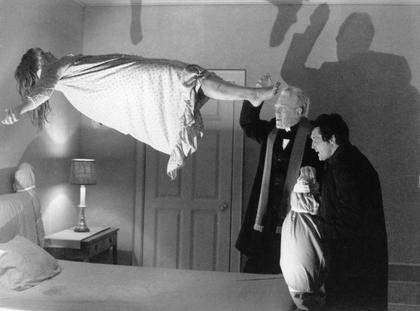 The Exorcist (1973) Max von Sydow, Jason Miller